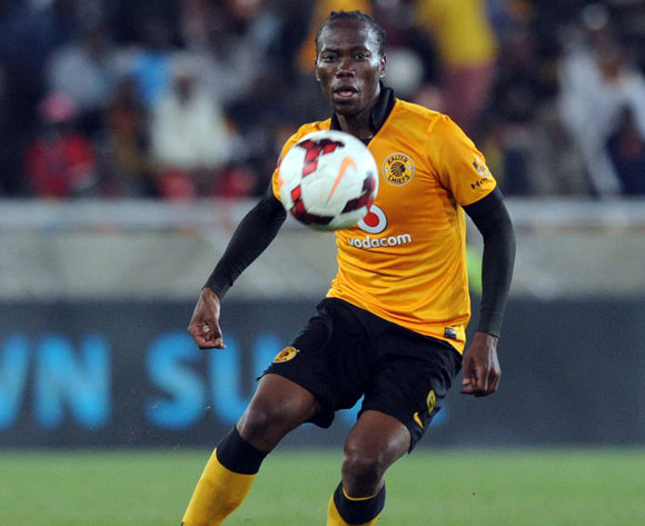 Reneilwe Letsholonyane of Kaizer Chiefs  during the Absa Premiership match between Kaizer Chiefs and Free State Stars   on the 30 of April 2014 at Peter Mokaba Stadium