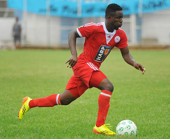 Emeka Eze in action for Rangers