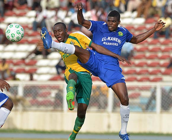 El Kanemi vs  Kano Pillars in the Nigeria league