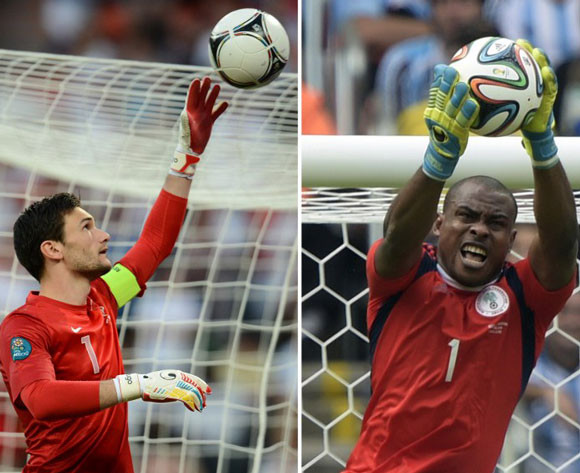 Take-no-prisoners clash between France and Nigeria