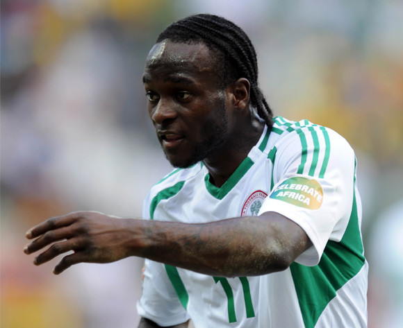 Keshi says he is unaware of Victor Moses 'injury'