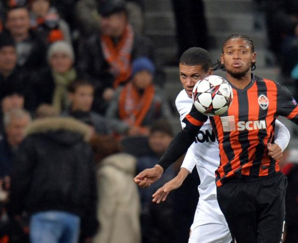 Shakhtar's Luiz Adriano open to Ukraine switch