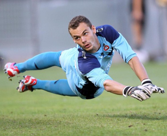 Nice goalkeeper Delle ruptures knee ligaments