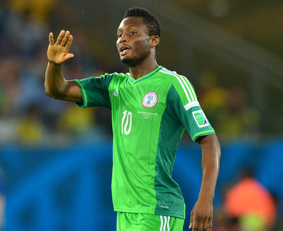 Mikel kicked against Ramon Azeez substitution - official