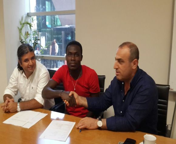 Attamah signs for Adana Demirspor