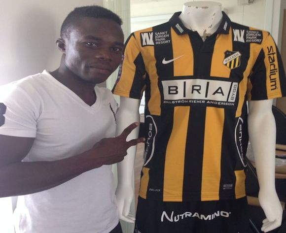 Okrah seals loan move to Hacken