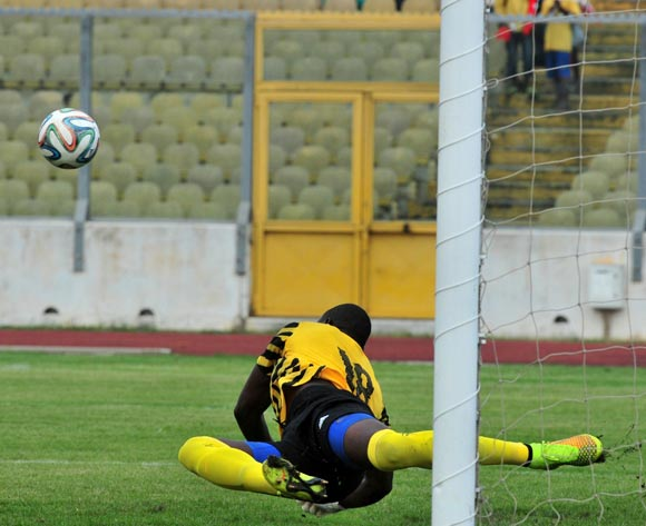 Onyango Denis of Uganda at the Afcon Qualifiers