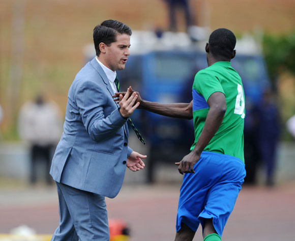 Sierra Leone dismiss coach McKinstry