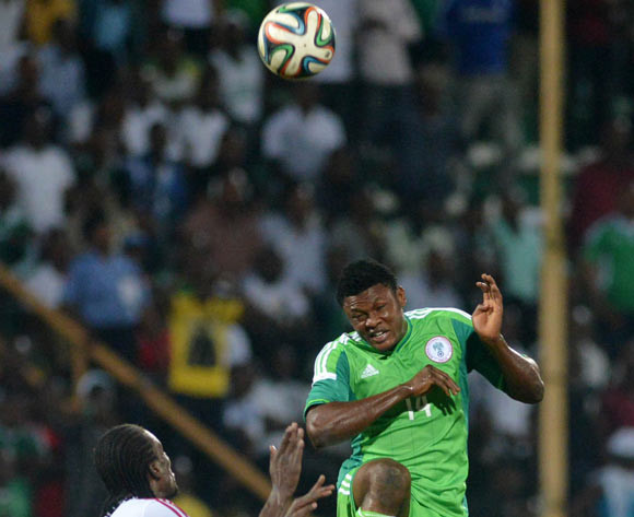 Gbolahan Salami will start for Nigeria vs Bafana