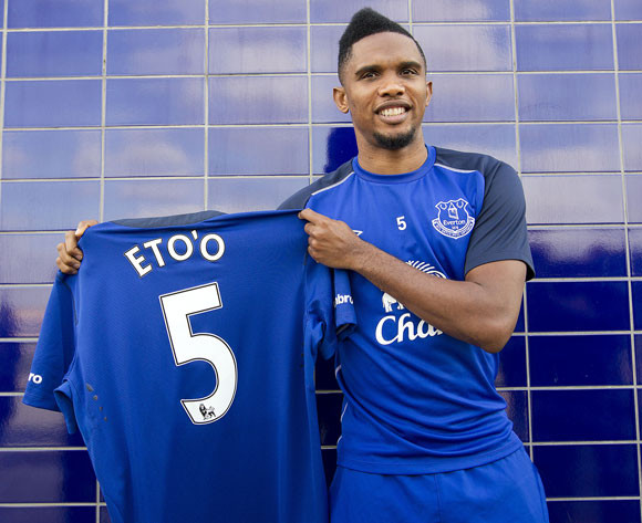 Naismith: 'Everton players were star-struck by Eto'o'