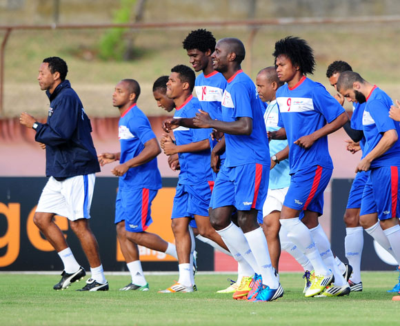 Cape Verde out to tame Mambas