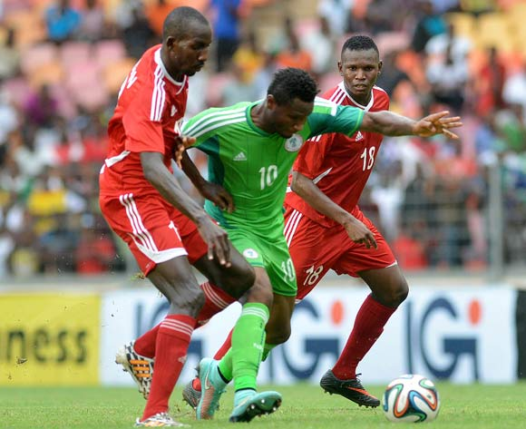 Mikel complained about the artifical pitch in Sudan as the home team upset start-studded Eagles earlier this month