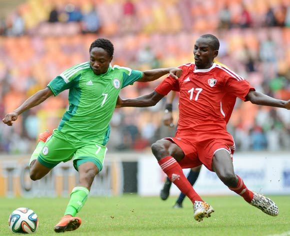 Ahmed Musa  scored twice against Sudan last week to keep Nigeria alive for AFCON 2015