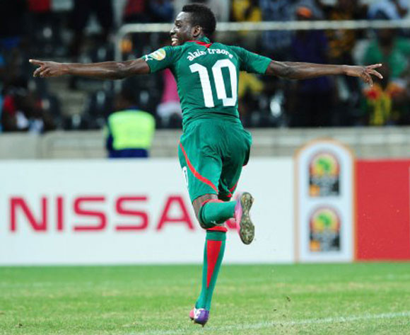 Burkinabe look to end on a high