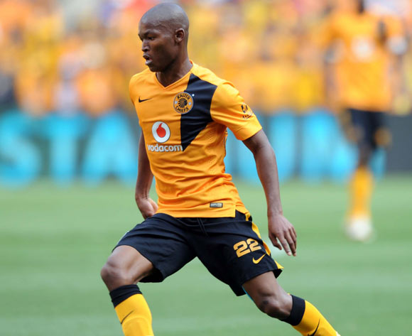 Mandla Masango of Kaizer Chiefs  during the Absa Premiership between Kaizer Chiefs and Mamelodi Sundowns  on the 22 November 2014 at FNB Stadium