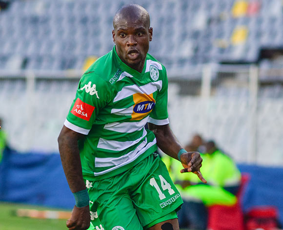 Lerato Lamola of Bloemfontein Celtic during the Absa Premiership match between Bloemfontein Celtic and Chippa United on 23 November 2014 at   Free State Stadium ©Frikkie Kapp /BackpagePix
