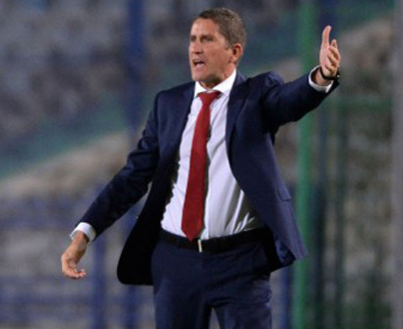 Garrido cautions Al Ahly ahead of Sewe trip