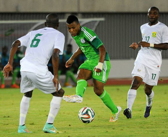 Nigeria vs South Africa on Wednesday in Uyo