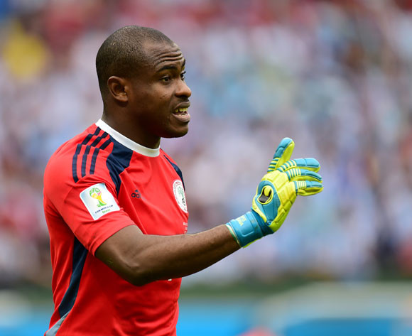 Enyeama: They run from me in France because of Ebola