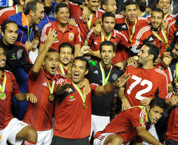 Meteb heads Al Ahly  to Confed Cup victory
