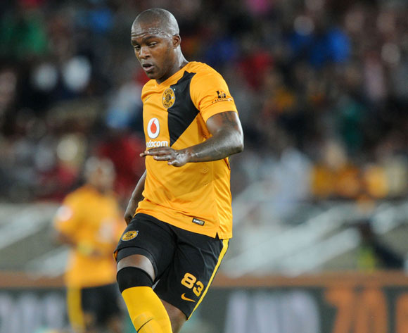 Morgan Gould of Kaizer Chiefs  during the Absa Premiership 2014/15 match between Kaizer Chiefs and Platinum Stars at Peter Mokaba Stadium, Polokwane on the 09 December 2014