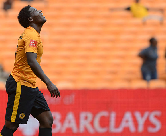 Kingston Nkhatha of Kaizer Chiefs  during the Absa Premiership match between Kaizer Chiefs and Black Aces on the 20 December 2014 at FNB Stadium Pic Sydney Mahlangu/BackpagePix