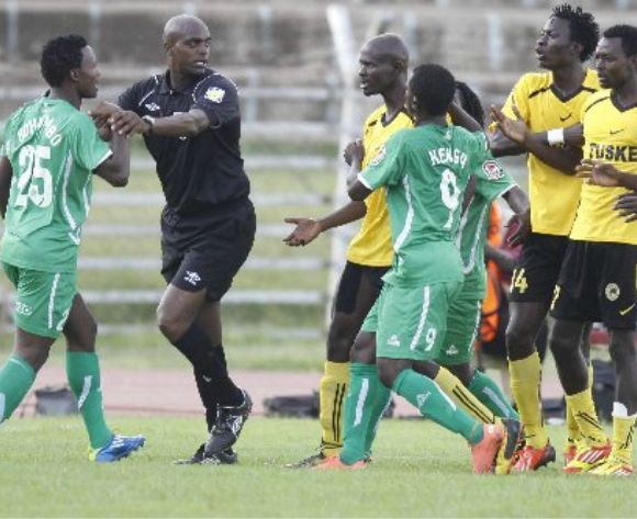 Kenyan referee Kirwa picked for 2015 Afcon