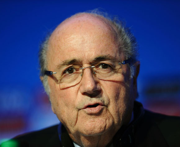 Blatter sends get well note to Zambia trio