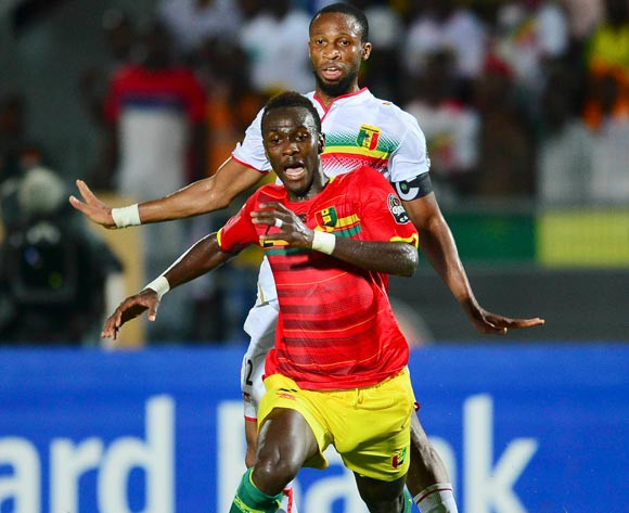 Mohamed Yattara of Guinea scored against Ghana in the qualifiers in Tamale last year