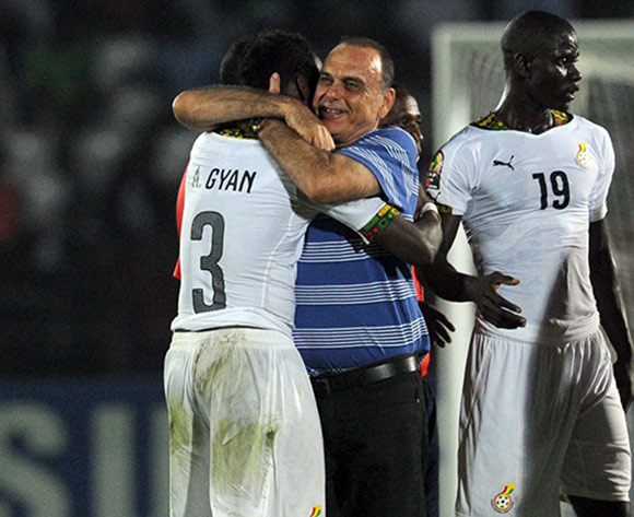 Avram Grant, Asamoah Gyan winners of 'Group of Death'