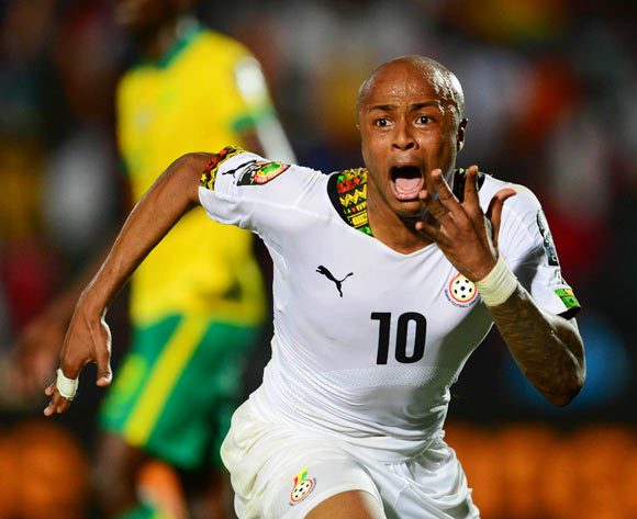 André Ayew has shone at 2015 AFCON