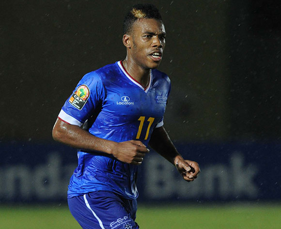 Garry Rodrigues of Cape Verde