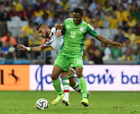 Mikel slams Eagles for AFCON no-show