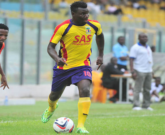 Hearts carry slim hopes against AS Police