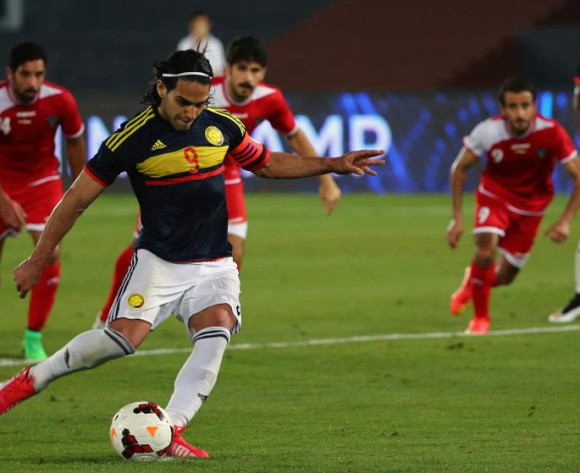Falcao equals Colombia scoring landmark