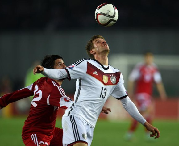 Germany boost Euro campaign with Georgia win