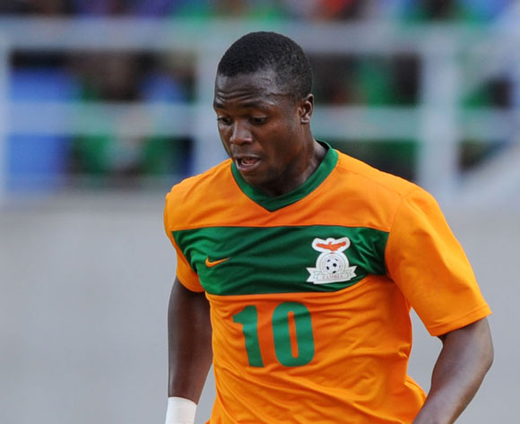 Zambia coach happy to have Mwape in camp