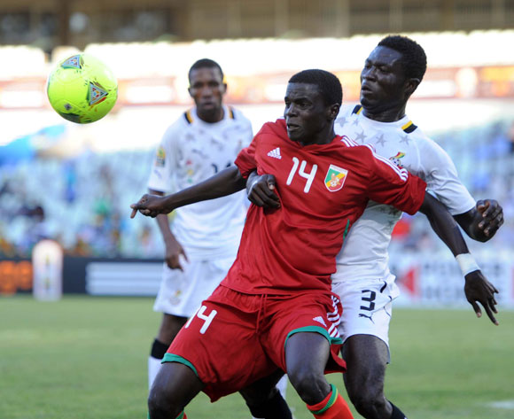 Congo star striker out of AYC