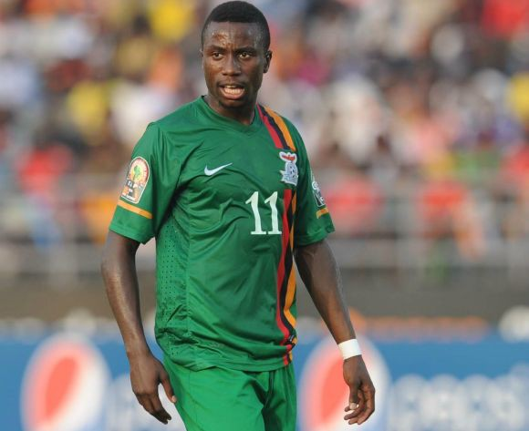 Lubambo joins Zambia U20 in Dakar