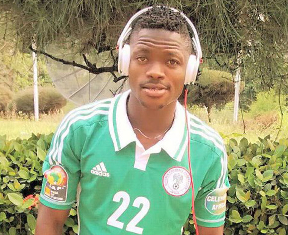 Lucky Omeruo makes history in Malta