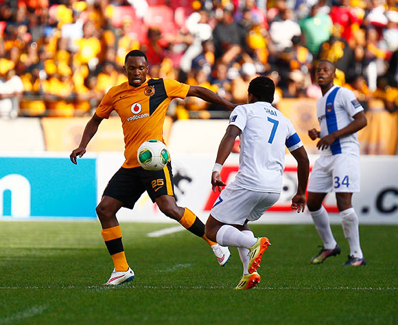 Bernard Parker of Kaizer Chiefs during the Absa Premiership football Match between Chippa United and Kaizer Chiefs  at the Nelson Mandela Bay Stadium on 9 May 2015 © Michael Sheehan/BackpagePix