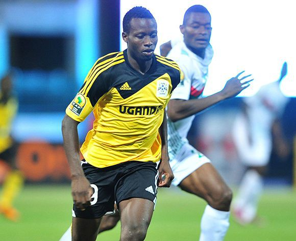 CS Sfaxien's Ssentamu voted best Ugandan Footballer