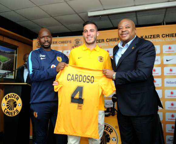 Cardoso: Joining Chiefs was a dream