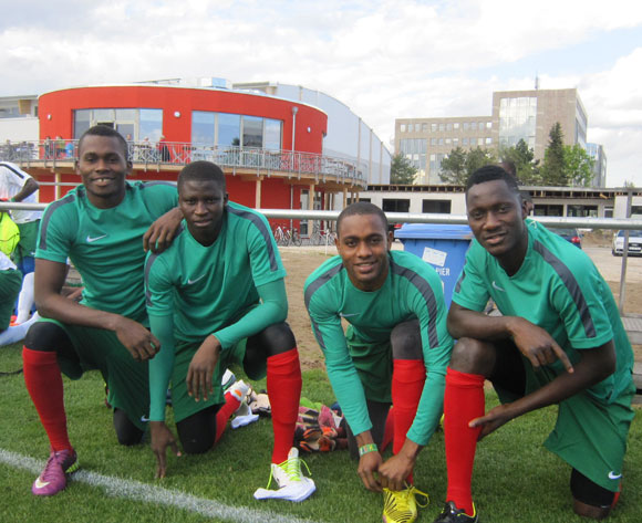 Flying Eagles set for onslaught on Germany