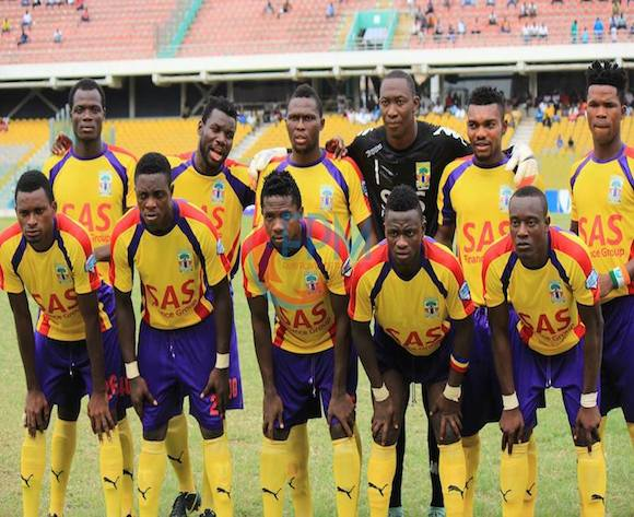 Hearts coach Ansah insists club won't be relegated