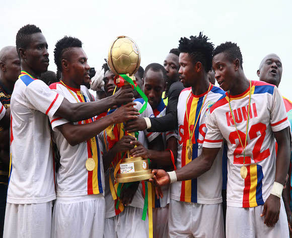 Hearts pip Kotoko on penalties to win President Cup