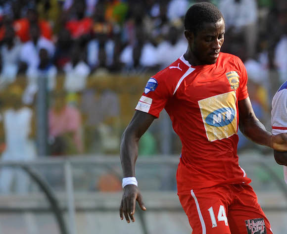 Adams voted Kotoko player of the month