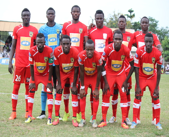 Kotoko suffer robbery attack ahead of Ghana derby clash