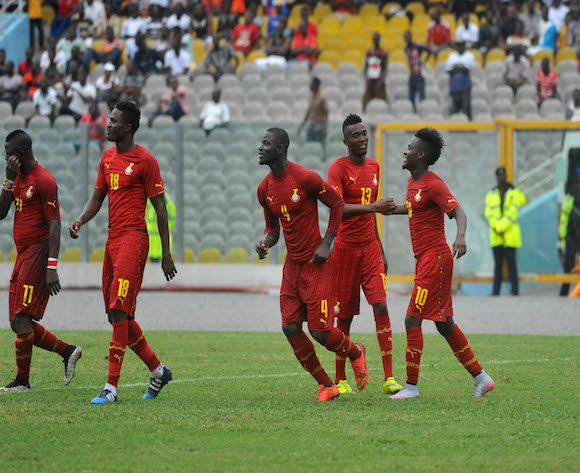 Ghana edge Rwanda with late free kick