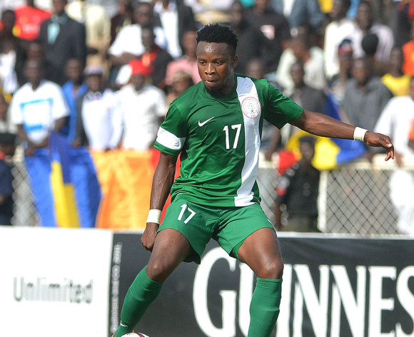 Hot from Africa: Onazi backs Eagles to shine again
